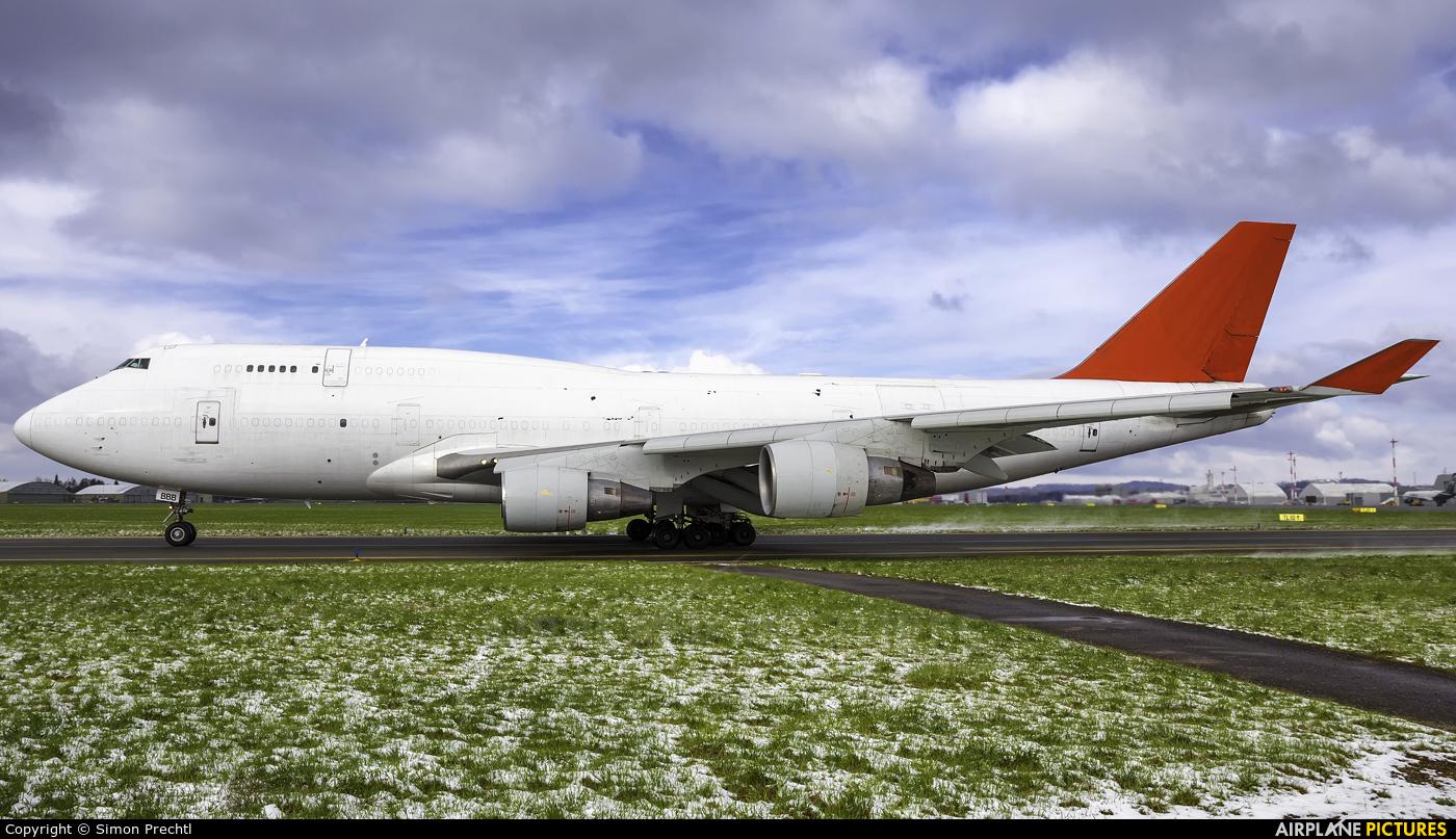 Aerotrans Cargo ER-BBB aircraft at Linz