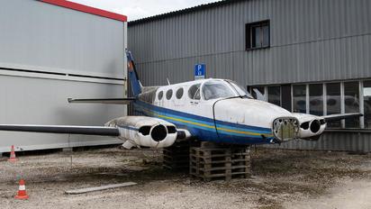 HB-LKU - Private Cessna 340