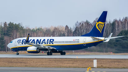 SP-RKL - Ryanair Sun Boeing 737-8AS