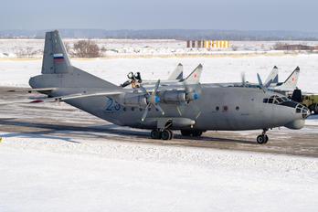 23 BLUE - Russia - Air Force Antonov An-12 (all models)