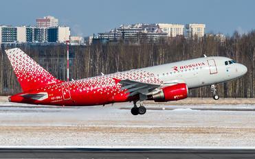 VP-BWJ - Rossiya Airbus A319