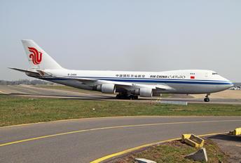 B-2409 - Air China Cargo Boeing 747-400F, ERF