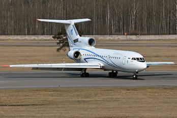 RA-42451 - Izhavia Yakovlev Yak-42