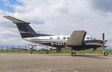 G-CDZT - RVL Aviation Beechcraft 200 King Air