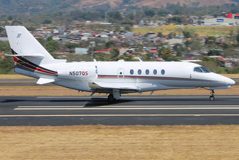N507QS - Netjets (USA) Cessna 680A Latitude