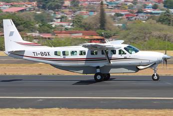 TI-BGX - Private Cessna 208 Caravan