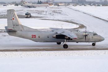 RF-36017 - Russia - Air Force Antonov An-26 (all models)