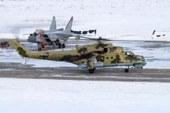 RF-93077 - Russia - Air Force Mil Mi-24P