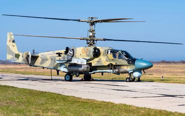 82 - Russia - Air Force Kamov Ka-52 Alligator
