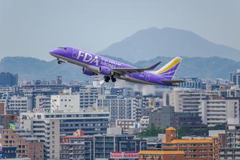 JA16FJ - Fuji Dream Airlines Embraer ERJ-175
