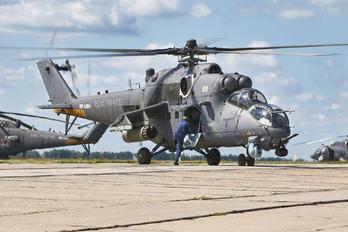 69 - Russia - Air Force Mil Mi-35