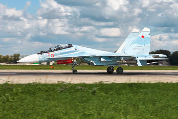 26 - Russia - Air Force Sukhoi Su-30SM