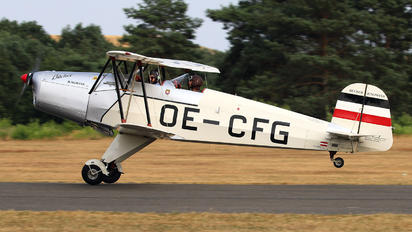 OE-CFG - Private Bücker Bü.131 Jungmann