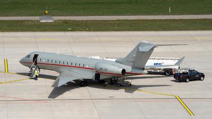 9H-VJI - Vistajet Bombardier BD-700 Global 6000