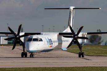 G-ECOG - Flybe de Havilland Canada DHC-8-400Q / Bombardier Q400