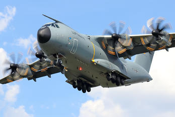 54+15 - Germany - Air Force Airbus A400M