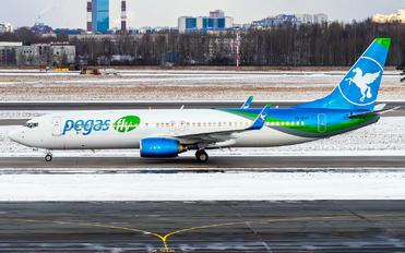 VQ-BVY - Ikar Airlines Boeing 737-900