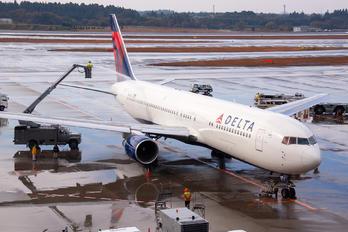 N171DN - Delta Air Lines Boeing 767-300ER