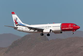 EI-FVT - Norwegian Air International Boeing 737-800
