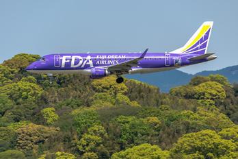 JA06FJ - Fuji Dream Airlines Embraer ERJ-175