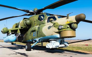 41 - Russia - Air Force Mil Mi-28