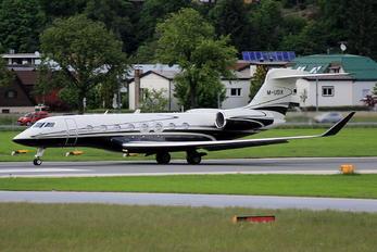 M-USIK - OS Aviation Limited Gulfstream Aerospace G650, G650ER