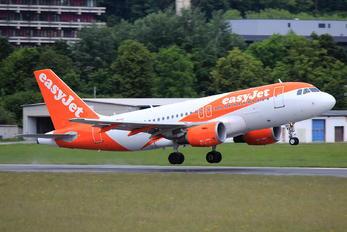 OE-LQG - easyJet Europe Airbus A319