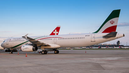 EP-IGD - Iran - Government Airbus A321