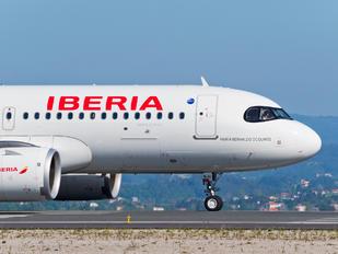EC-NJU - Iberia Airbus A320 NEO