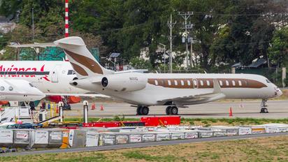 N1111G - Private Bombardier Bombardier/BD700 Global 7500