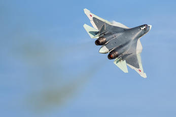 058 - Russia - Air Force Sukhoi T-50