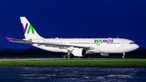 EC-MTT - Wamos Air Airbus A330-200 aircraft