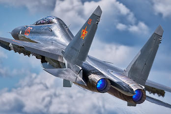 05 - Kazakhstan - Air Force Sukhoi Su-30SM