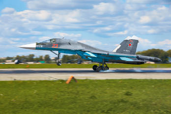 23 - Russia - Air Force Sukhoi Su-34