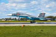 23 - Russia - Air Force Sukhoi Su-34 aircraft
