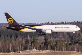 N391UP - UPS - United Parcel Service Boeing 767-300ER