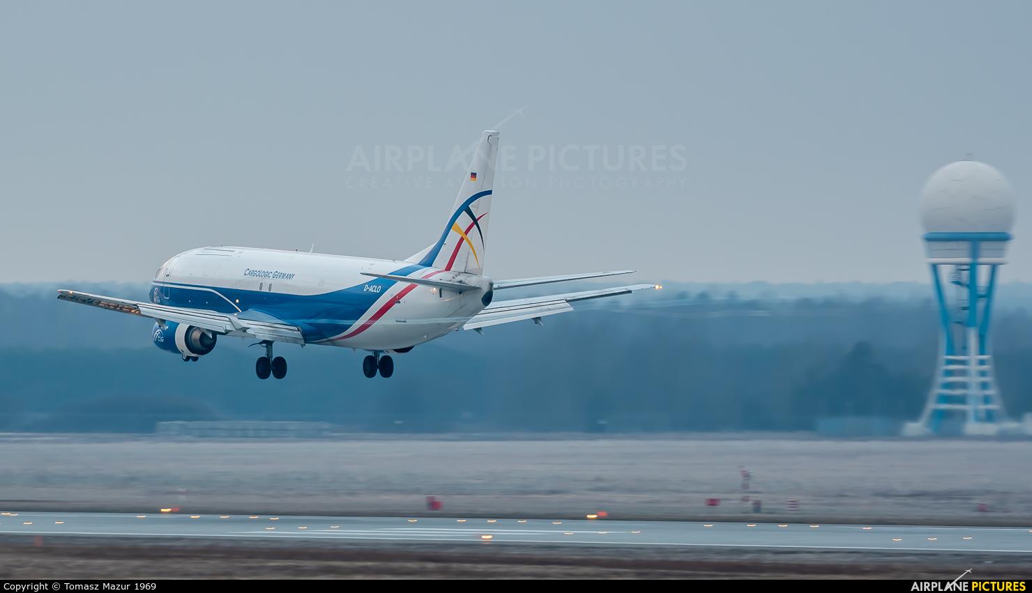 CargoLogic Germany D-ACLO aircraft at Katowice - Pyrzowice