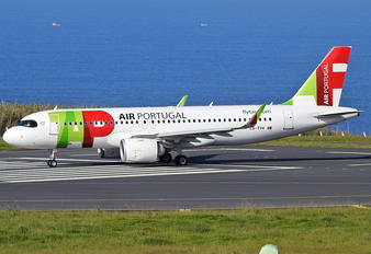 CS-TVH - TAP Portugal Airbus A320 NEO