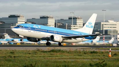 PH-BTH - KLM Boeing 737-300