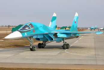 19 - Russia - Air Force Sukhoi Su-34