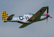 NL1451D - Private North American P-51D Mustang aircraft
