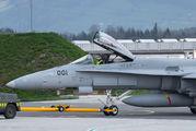 J-5001 - Switzerland - Air Force McDonnell Douglas F/A-18C Hornet aircraft