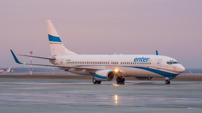 SP-ESB - Enter Air Boeing 737-800