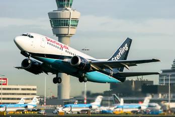 OY-APK - Sterling Boeing 737-500