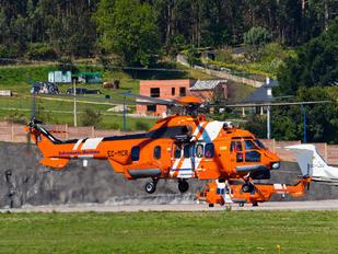 EC-MCR - Spain - Coast Guard Eurocopter EC225 Super Puma