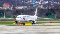 VP-BSY - Ural Airlines Airbus A321 aircraft