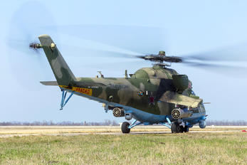 36 - Russia - Air Force Mil Mi-35M