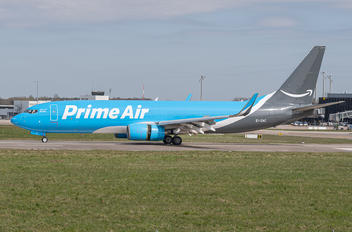 EI-DAC - Amazon Prime Air Boeing 737-800
