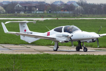 38 - Russia - Air Force Diamond DA42T