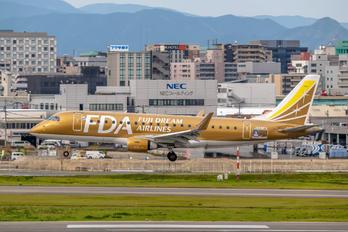 JA09FJ - Fuji Dream Airlines Embraer ERJ-175